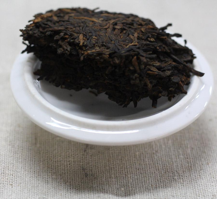 Premium Black Tea Imperial Shu 2009