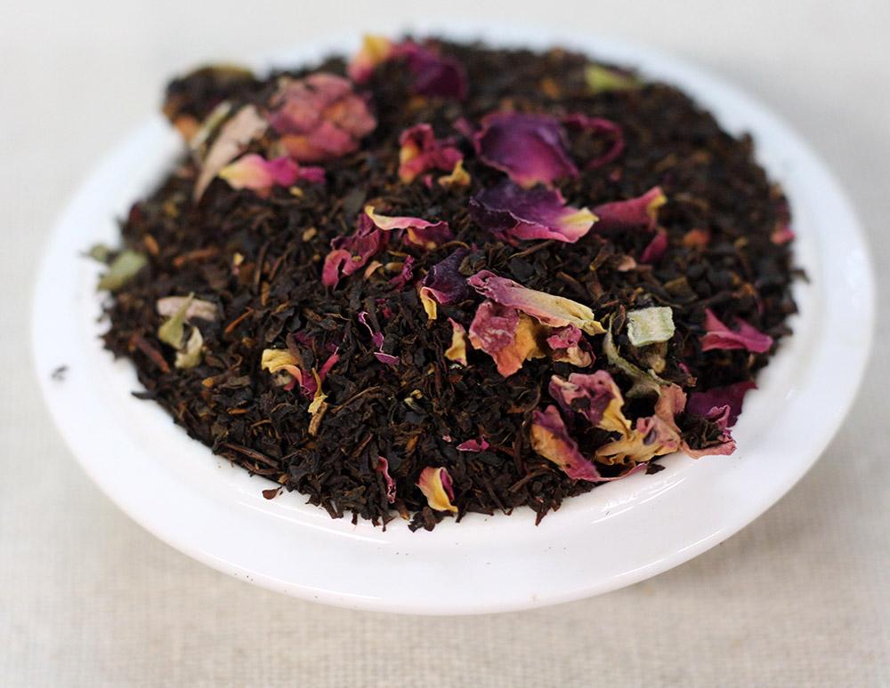 Black Tea Organic Rose Estate