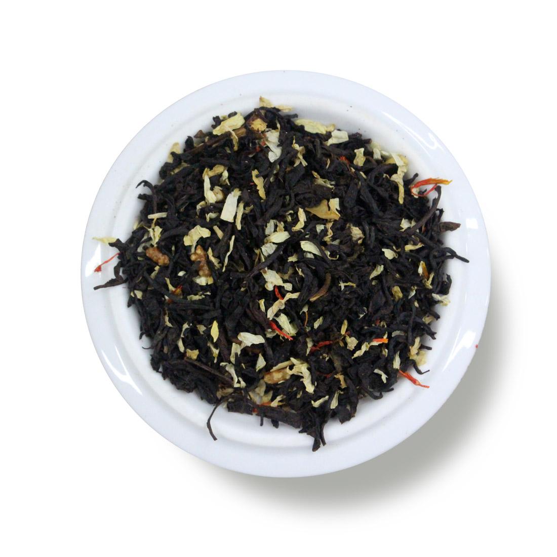 Black Tea Caramel Popcorn