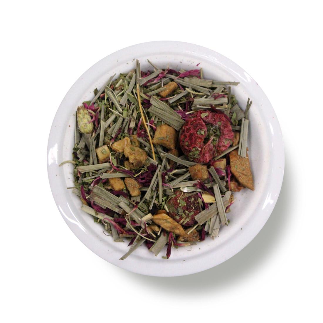 Herbal Tea Raspberry Lemon Swirl