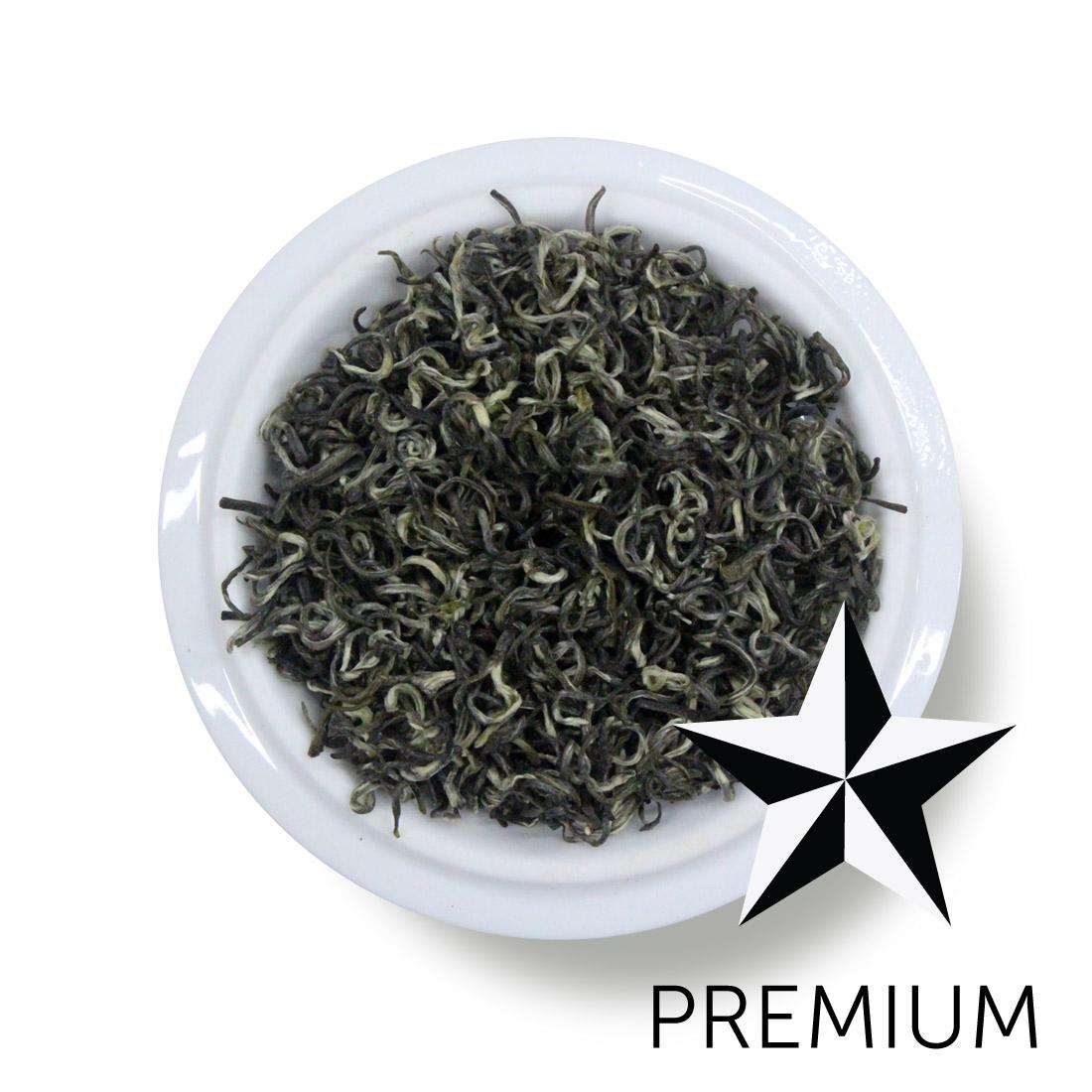 Premium Green Tea Bi Luo Chun Supreme