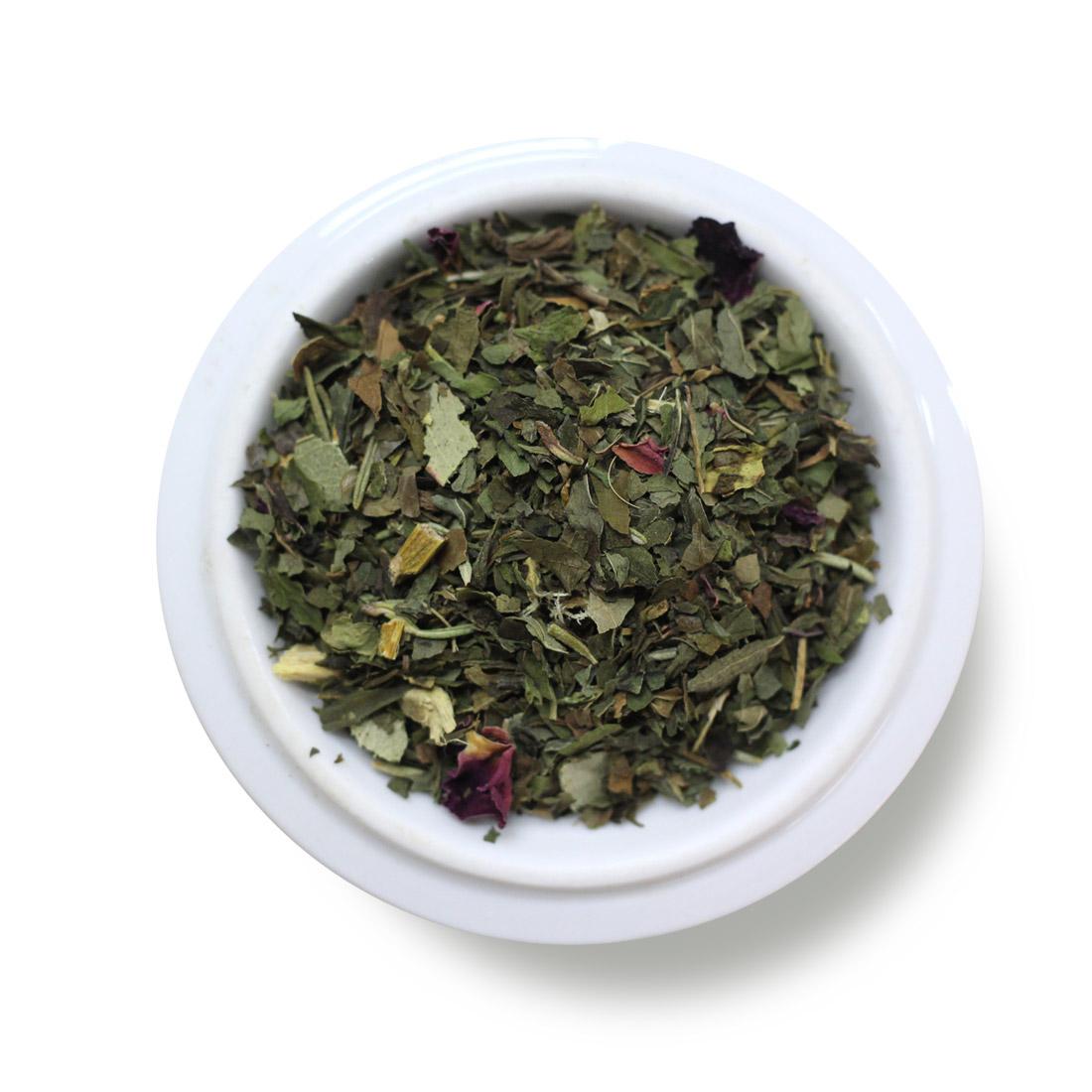 Herbal Tea Mint Garden