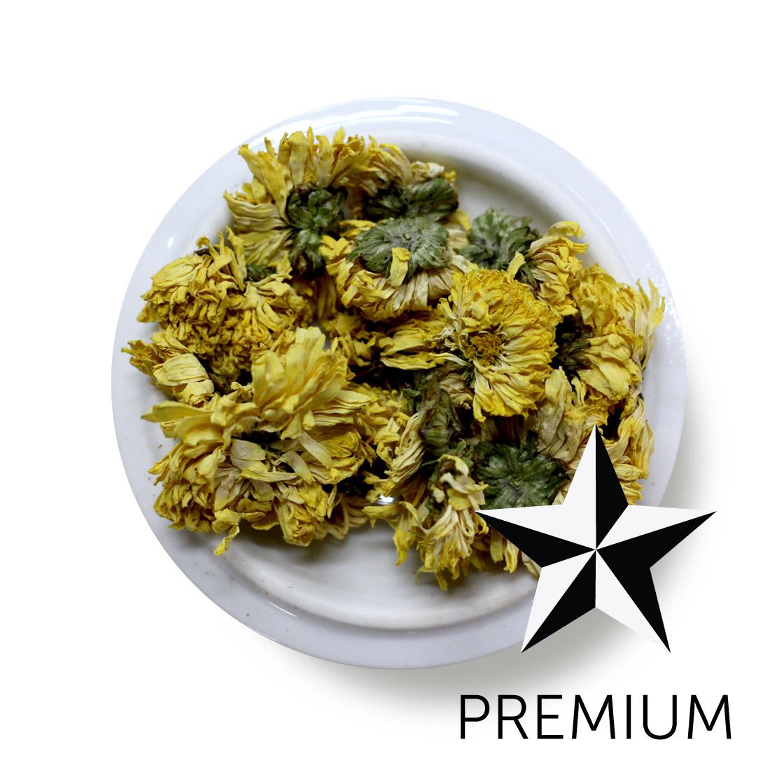 Premium Herbal Tea Chrysanthemum Buds