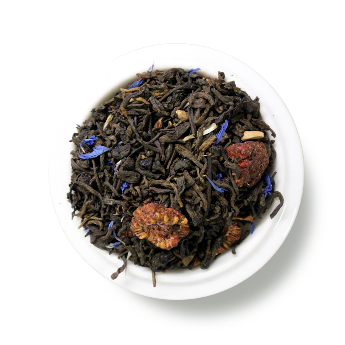 Black Tea Dark Berries