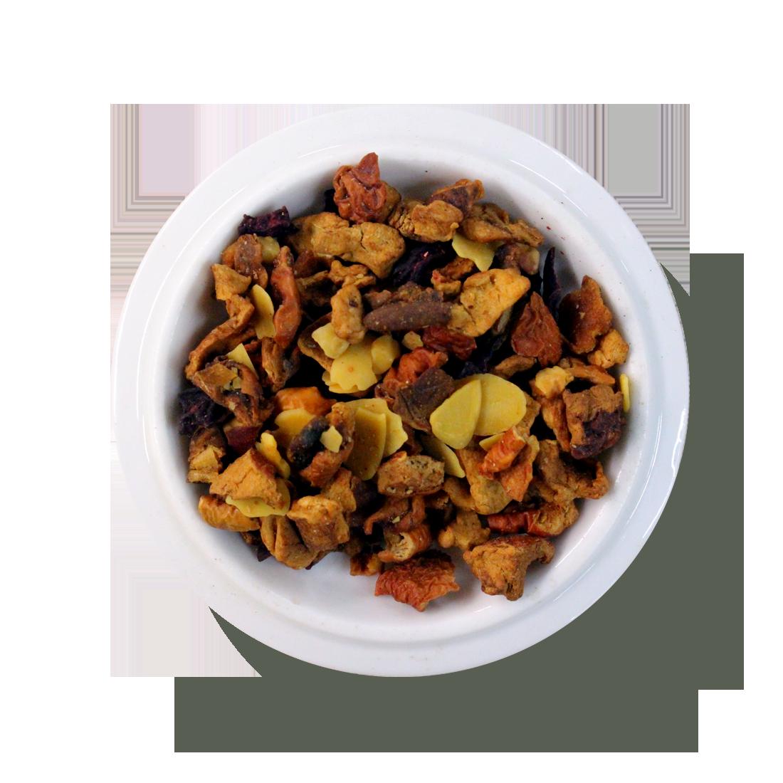 Fruit Tea Roasted Almond