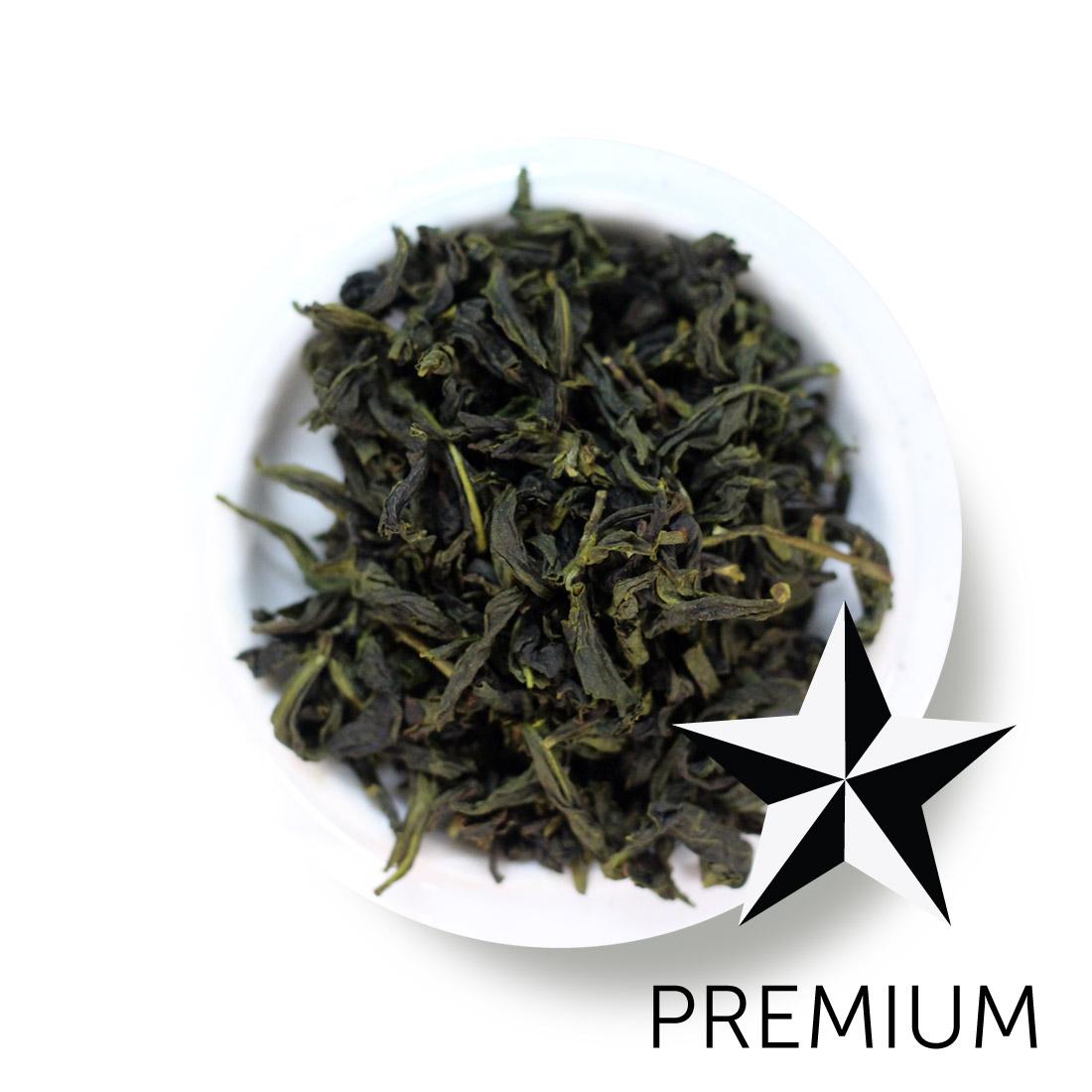Premium Green Tea Bergamot Bliss