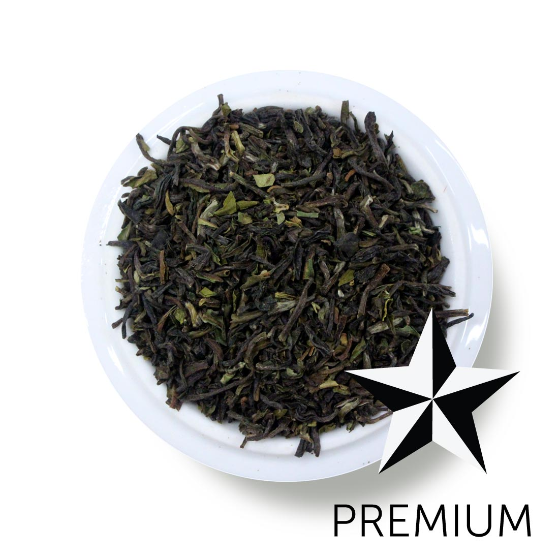 Premium Black Tea Organic First Flush Reserve