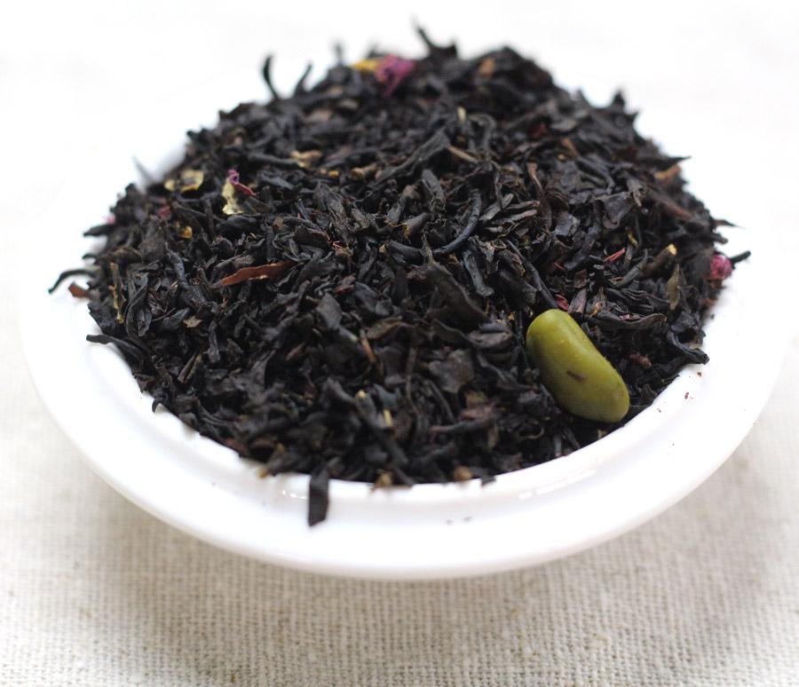 Black Tea Ginger Bark