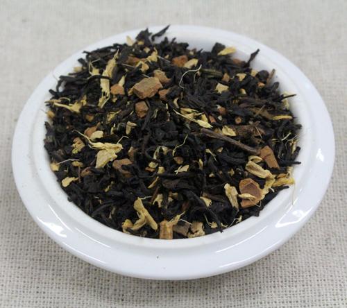 Black Tea Pumpkin Spice Chai
