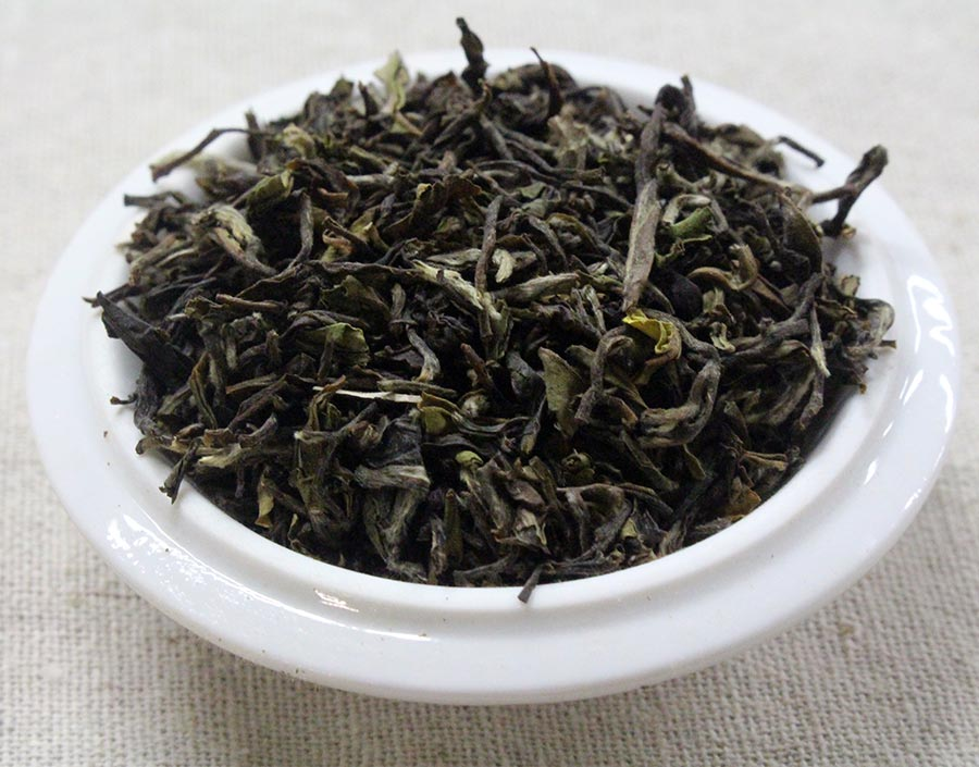 Premium Black Tea Organic Sikkim First Flush