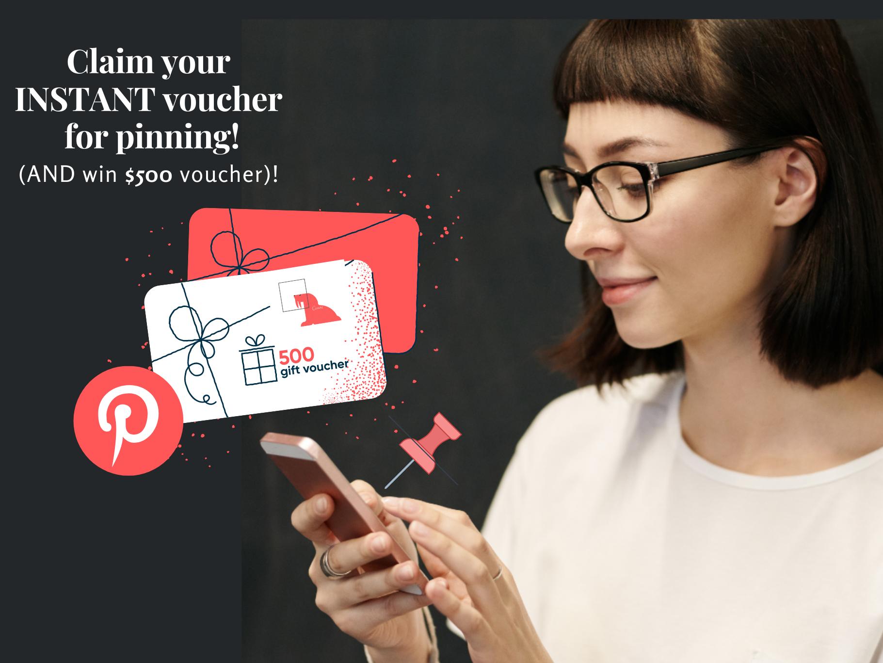 Pinterest Offer