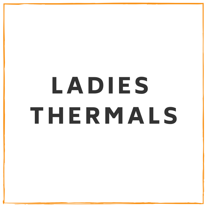 Ladies Thermals at Game Gear