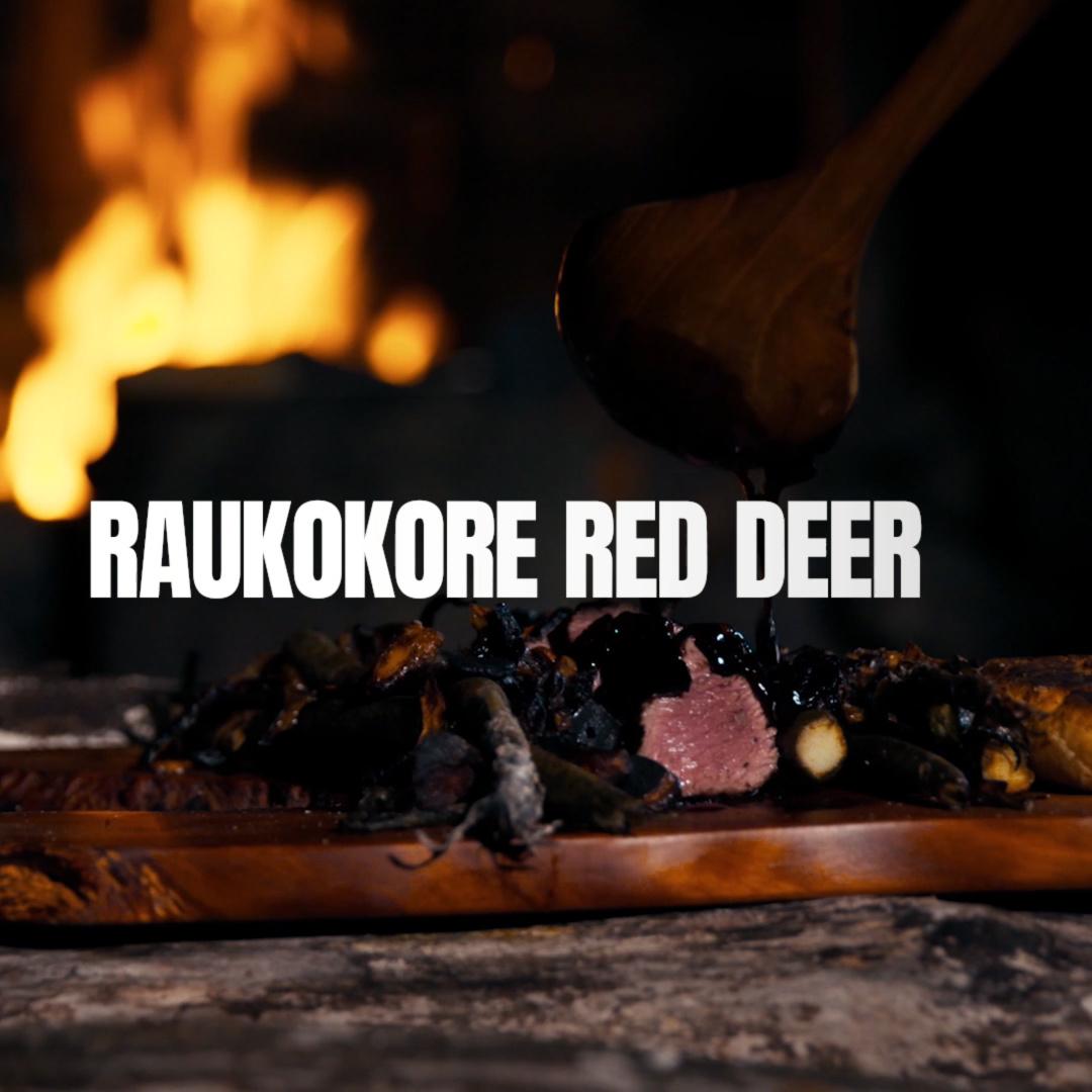 Raukokore Red Deer