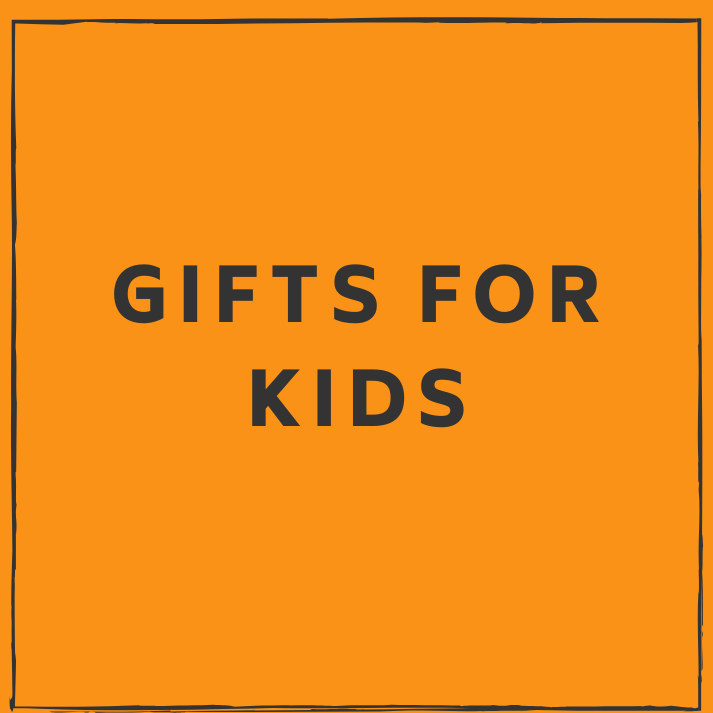Gift Ideas for the outdoorsy kid