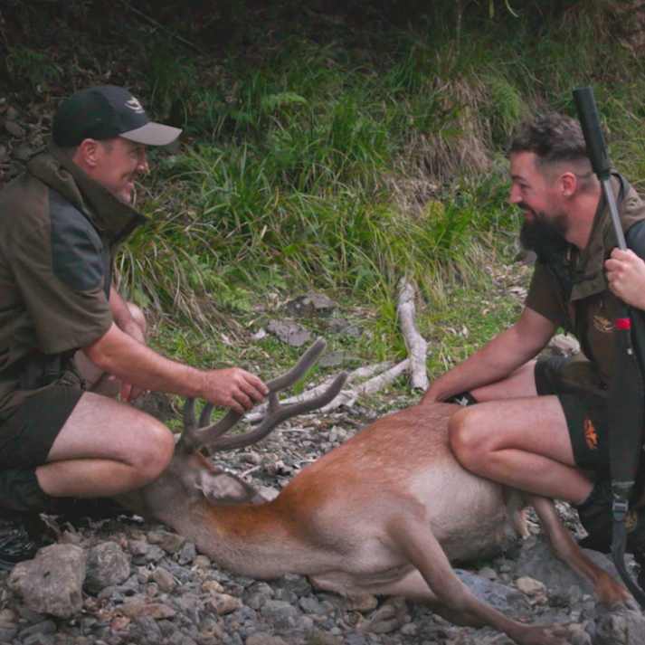 Game Gear Quick Hunts Red Deer