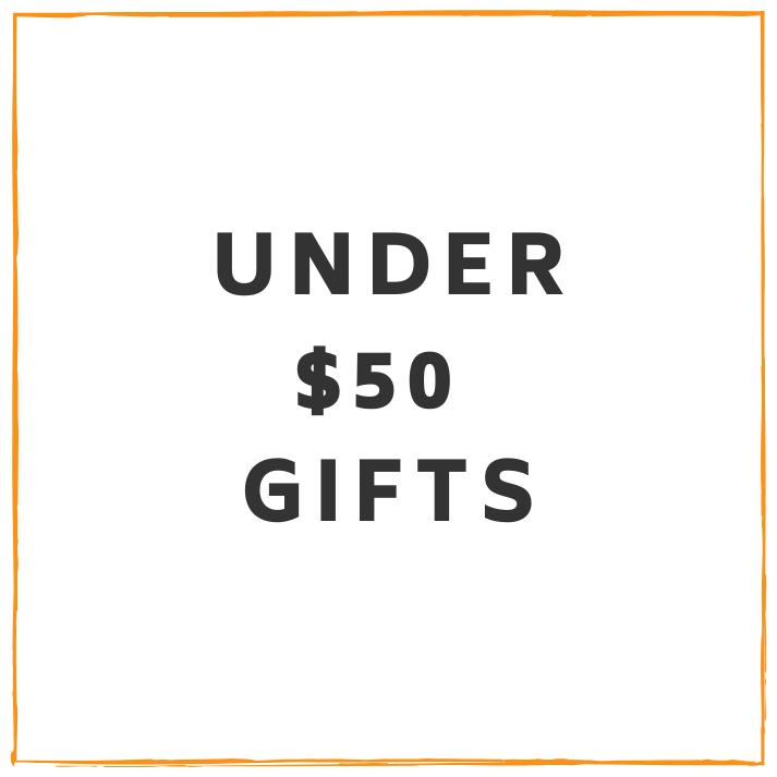 Top Gifts for here under $50
