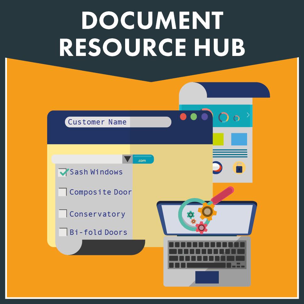 Document Resource Hub
