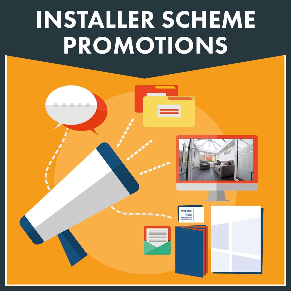installer scheme promotions