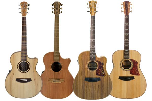 Cole Clark Guitars On Sale