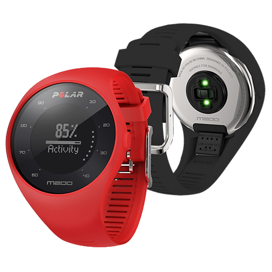 Polar M200 Strapless Heart Rate Monitor