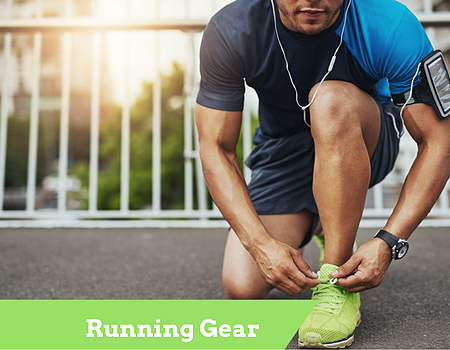 Running Gear Clearance Sale