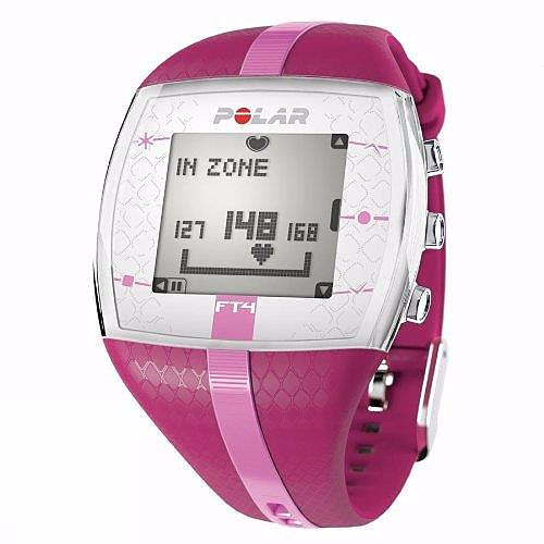 Polar Ft4 Pink