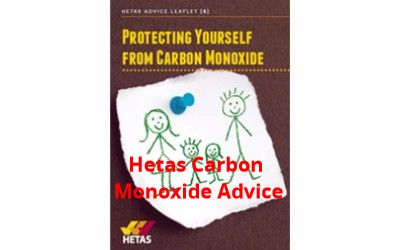 Carbon Monoxide Advice