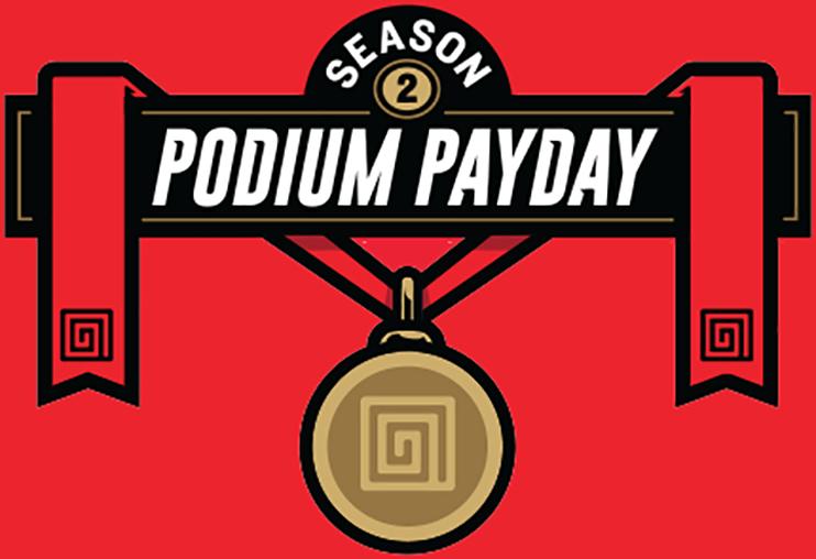 Podium Payday - Hypnotik com
