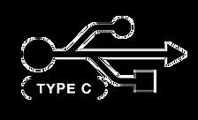 LYNQ USB Type C port