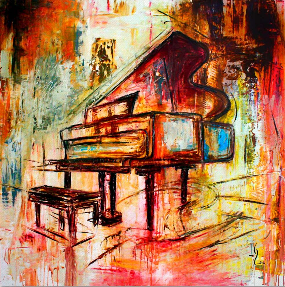 Music Canvas Prints