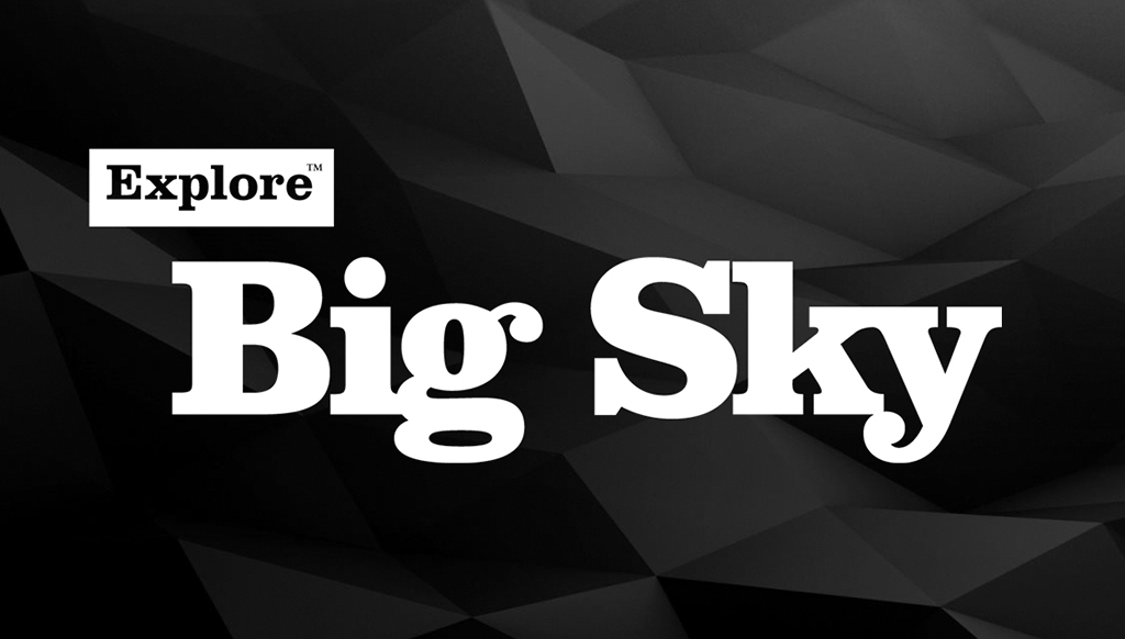 Explore Big Sky logo