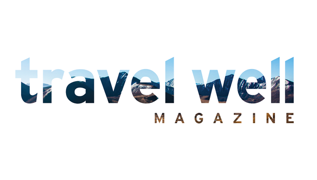 Travel Well Magazine logo