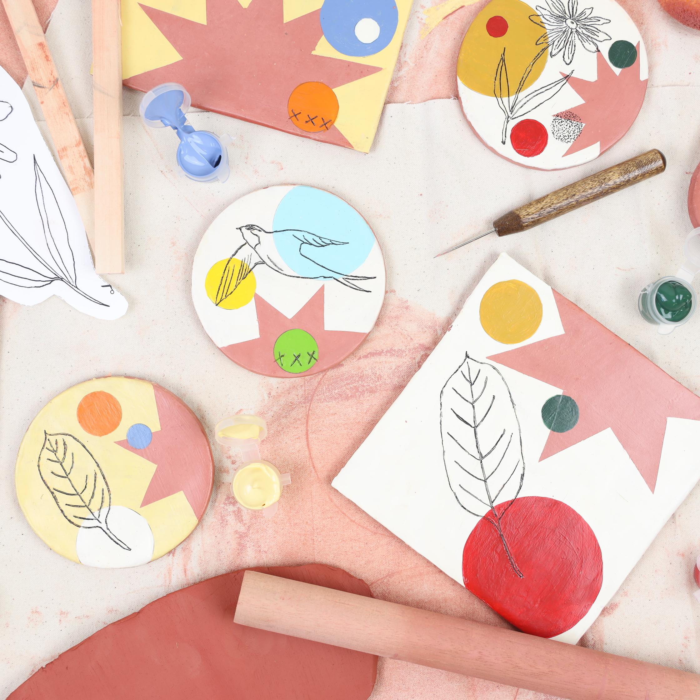 Clay Kits by Diana Fayt