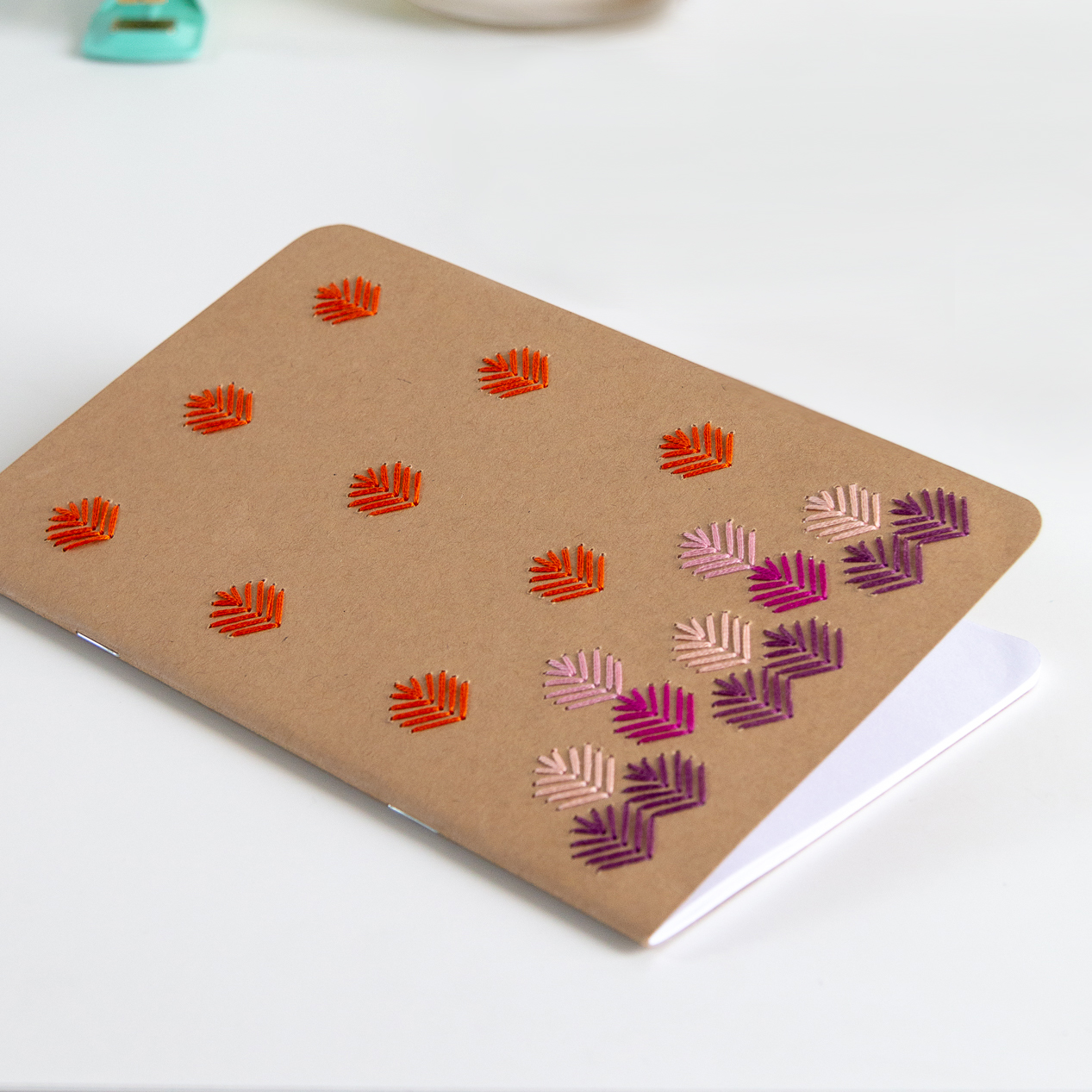 Kraft Notebook Kit