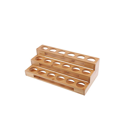Wooden Essential Oil Storage Rack