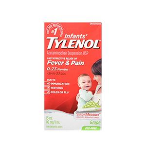 Infant Tylenol Drops