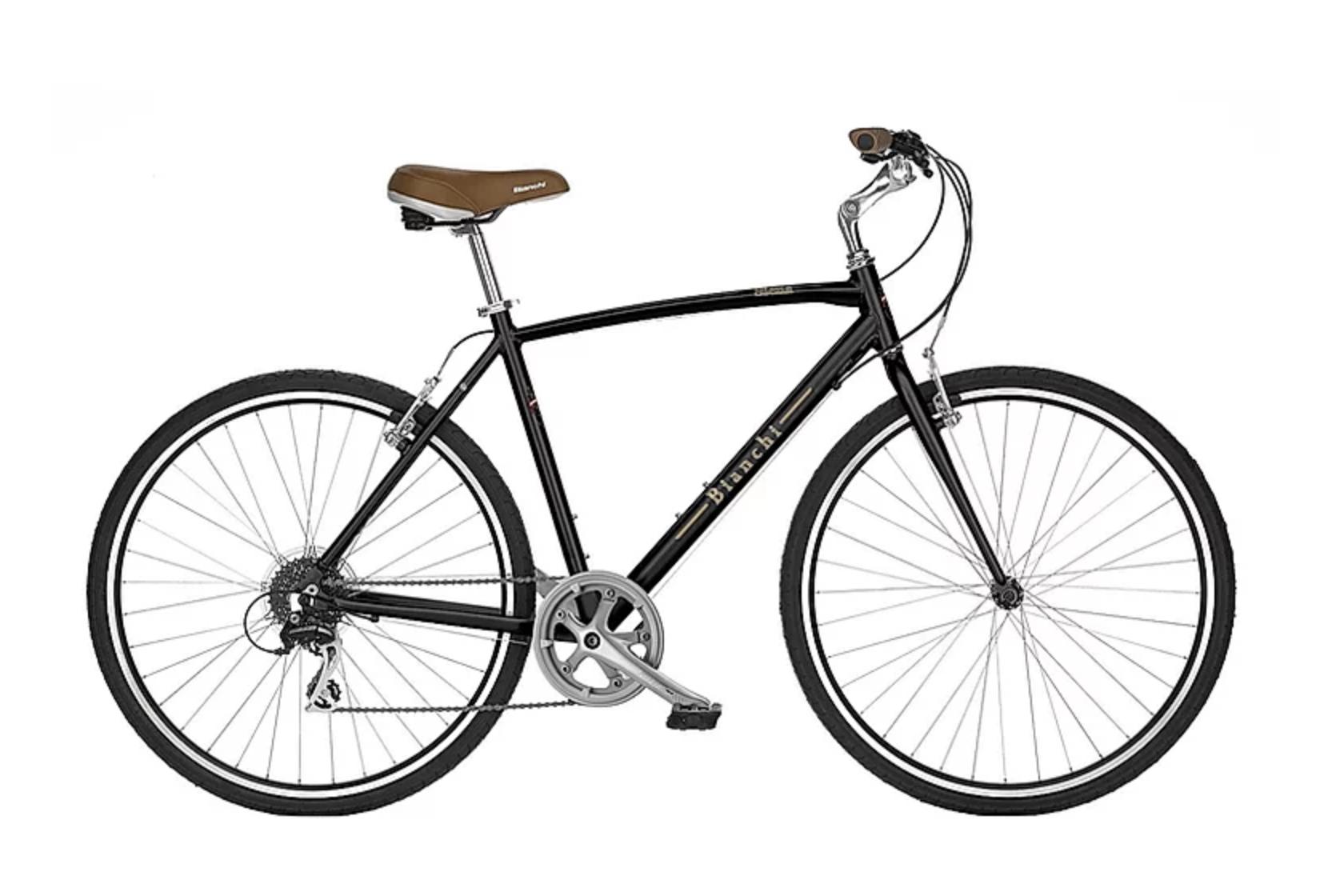 Bianchi siena gent bike rental