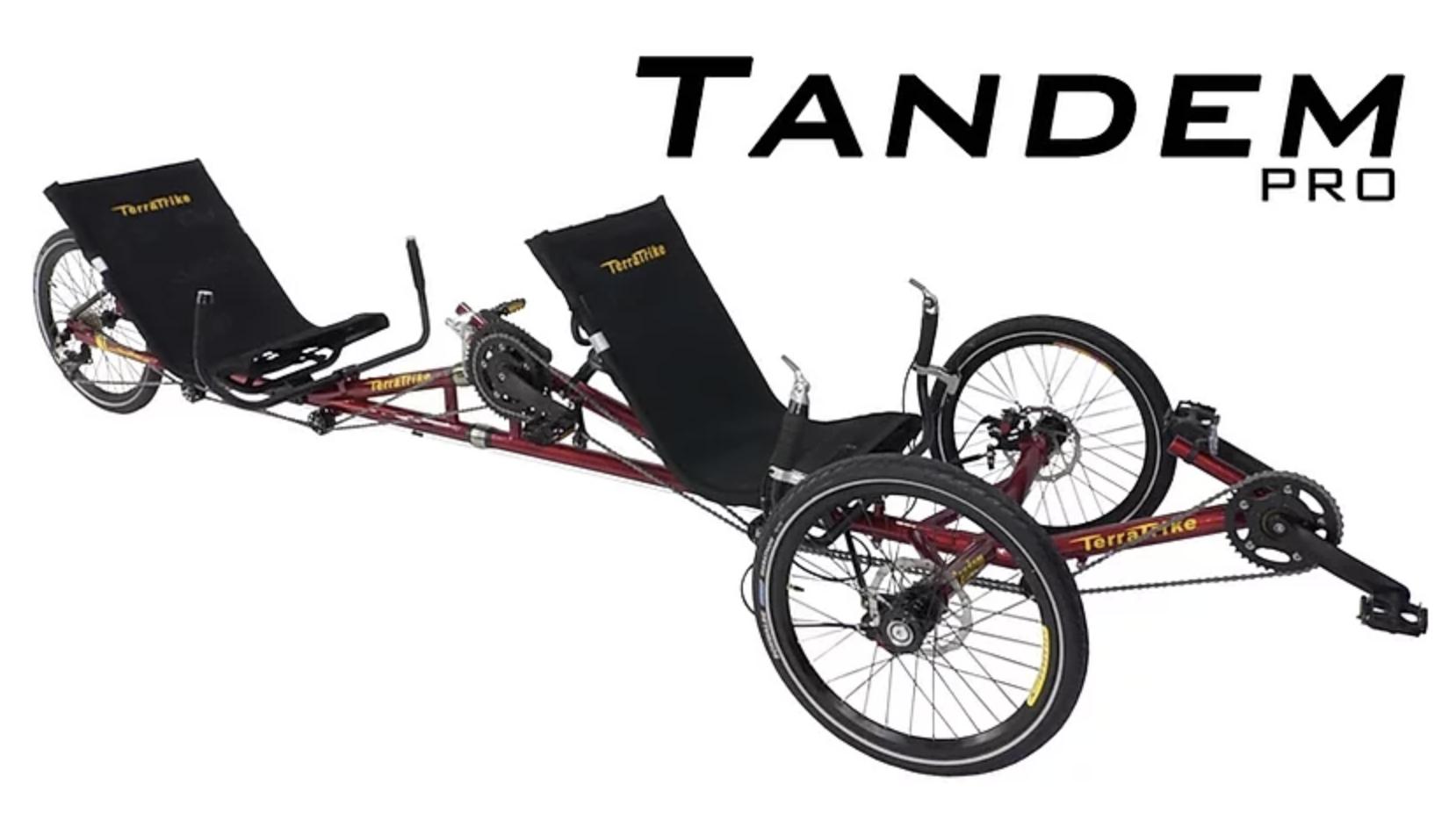 rent a tandem bike near me
