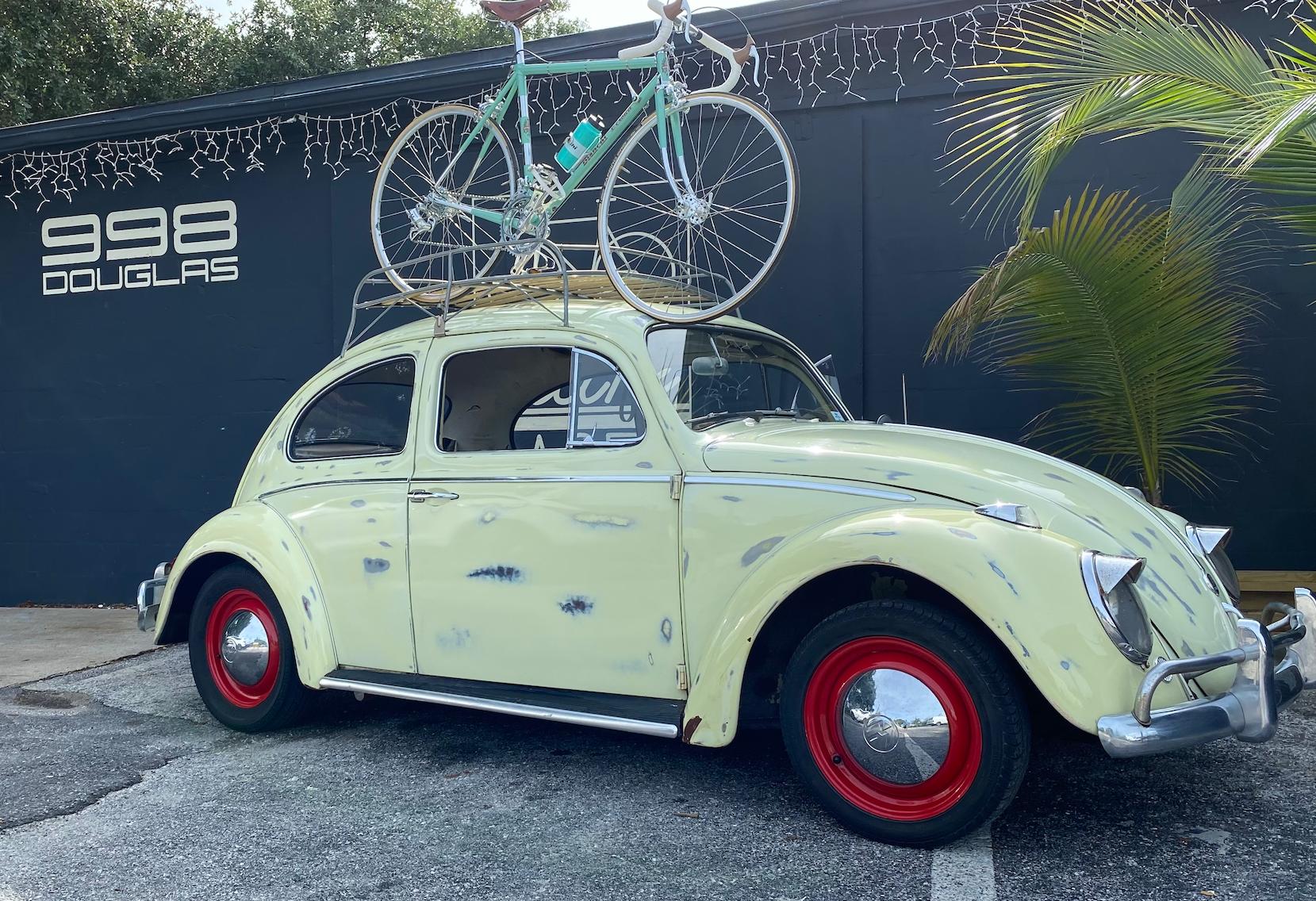 mobile bike repair service