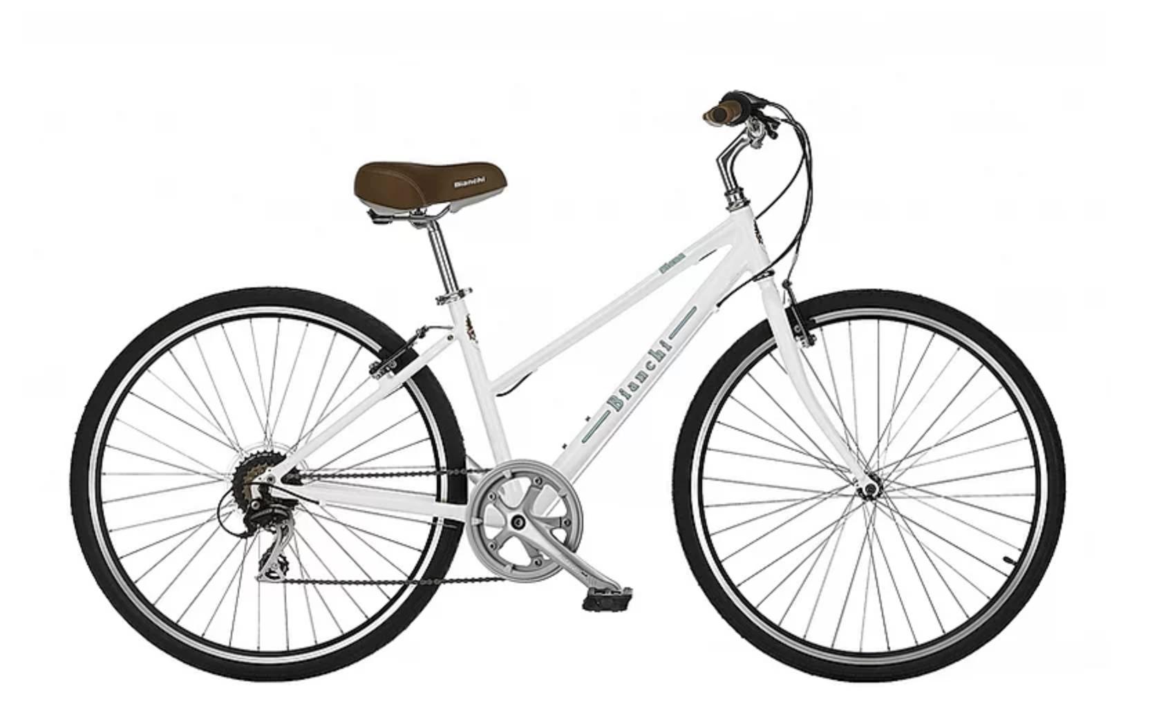Bianchi siena dama bike rental