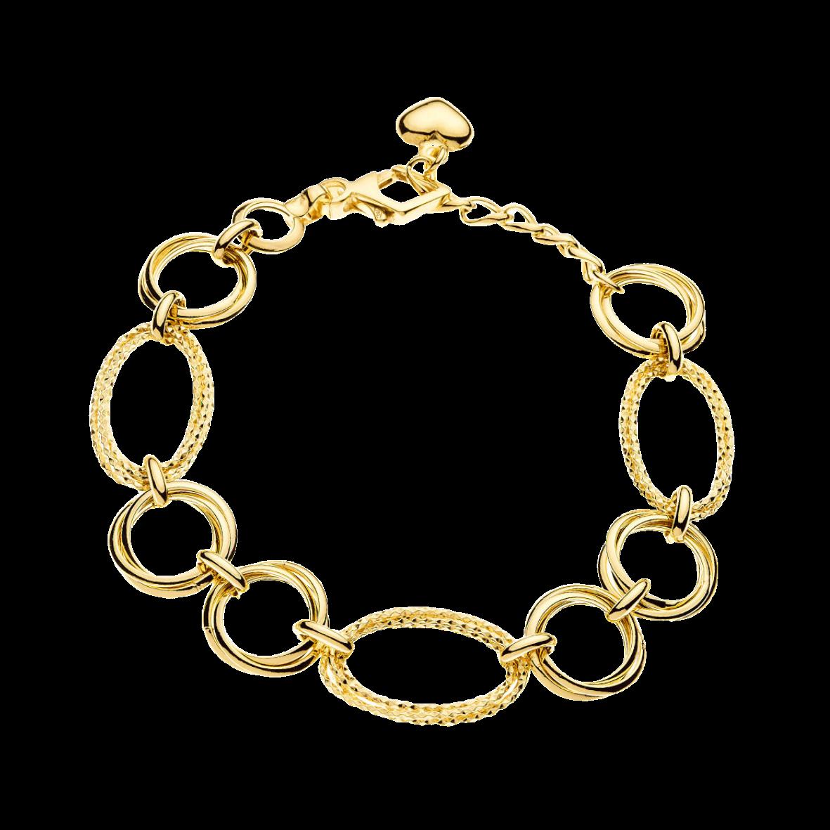 Modern Gold Bracelets
