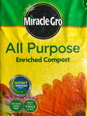 Miracle Grow Compost