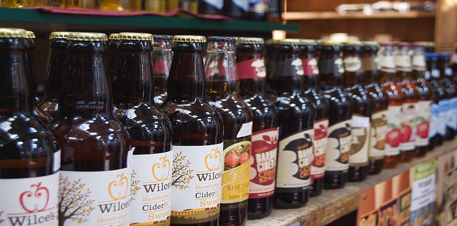 Worcestershire Local Cider