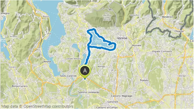 Bike Routes Livelo Canberra Lake Burley Griffin Loop + Mt Ainslie