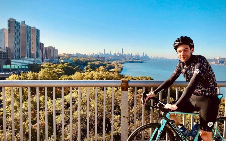 NEW YORK CITY'S BEST ROAD BIKE RIDES