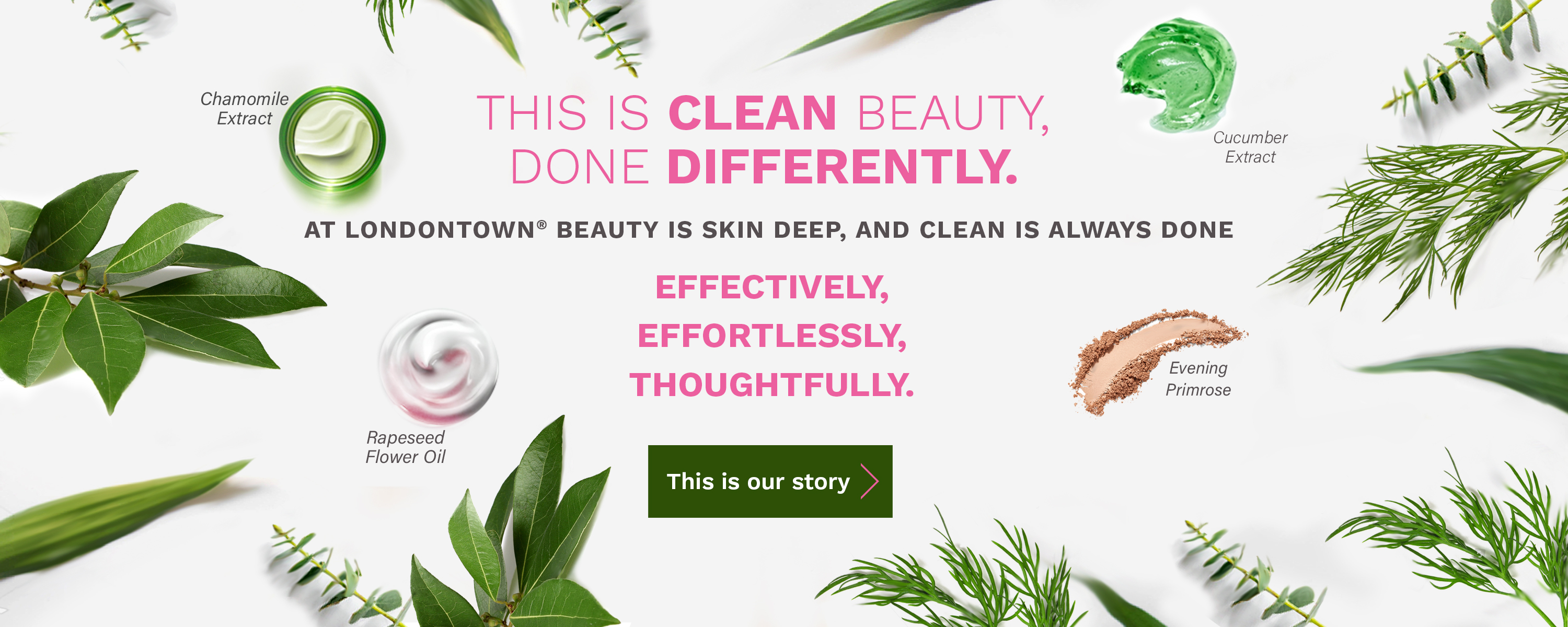 About Us: This is clean beauty
