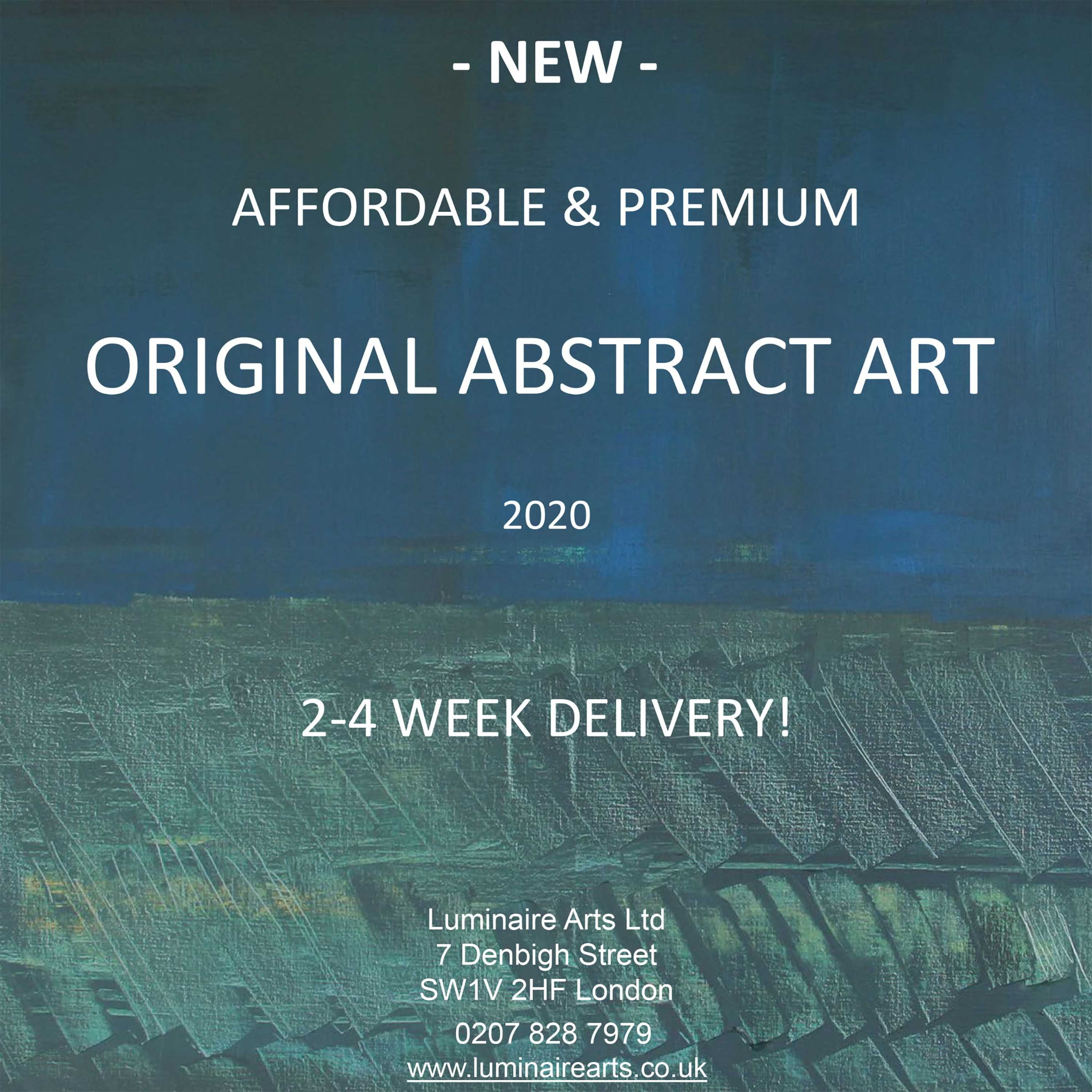 Affordable & Premium Art Brochure