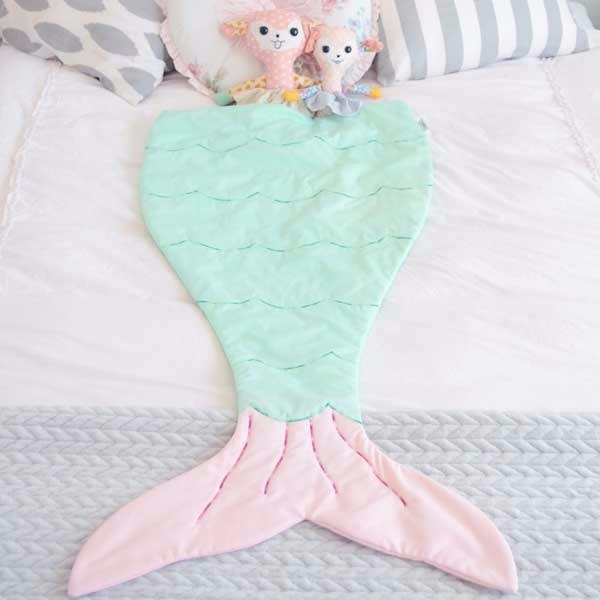 Mermaid Blanket - $20.00 USD