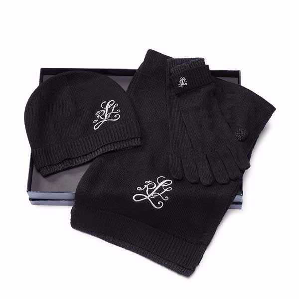 Ralph Lauren Monogram 3-Piece Gift Set - $136.00 USD