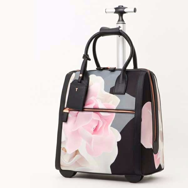 'Porcelain Rose - Odina' Travel Bag - $188.00 USD